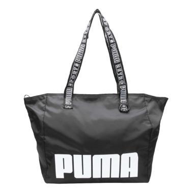 Bolsa Puma Tote Shopper Prime Street Large Feminina - Preto  masculino