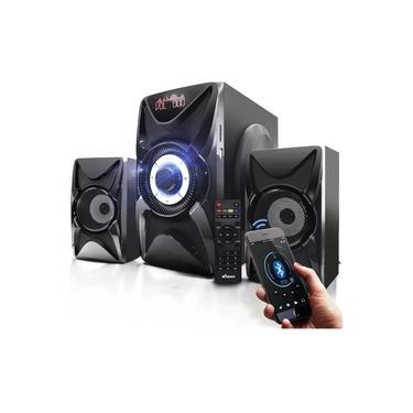 Micro System caixa de som bluetooth 2.1 usb speaker xtrad
