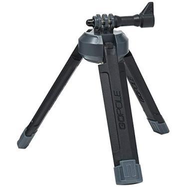 Imagem de Tripé Compacto Dobrável para GoPro e Câmeras Convencionais, Gopole, Acessórios para Câmeras Digitais