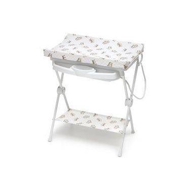Banheira De Bebê Luxo Rígida Galzerano