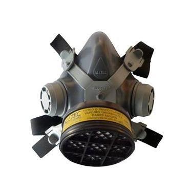Máscara Pintura Carvão Ativado Com Filtro Vo/Ga Mastt