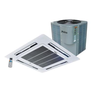 Ar Condicionado Split Cassete Philco 48.000 Btu/h Frio Pac48