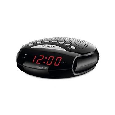 da341949854 Rádio Relógio Mondial Sleep Star Rádio Am Fm 5 W