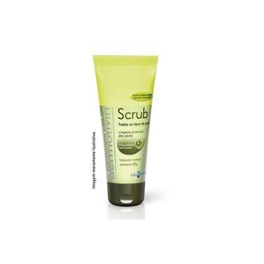 Dermotivin Scrub Sabonete Cremoso Esfoliante Facial 60g
