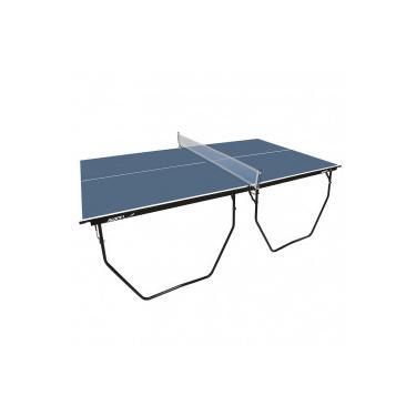 8a41589c6 Mesa para Tênis de Mesa Ping Pong Klopf Oficial com Rodinhas - AZUL Klopf