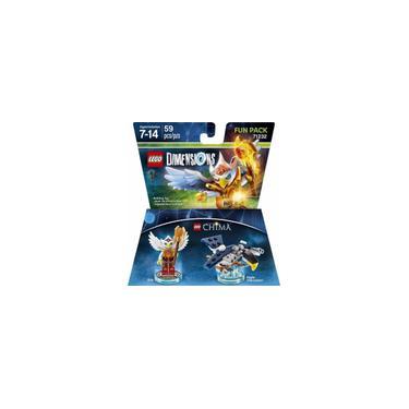 Imagem de Lego Dimensions Fun Pack Lego Chima Eris Interceptor 71232