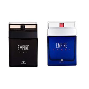 Imagem de Kit Perfume Empire Vip & New Empire Sport Hinode