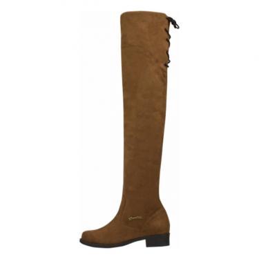 Bota Barth Shoes Agnes Castanho  feminino