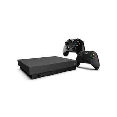 Console Microsoft Xbox One X 1TB 4K com 2 controles