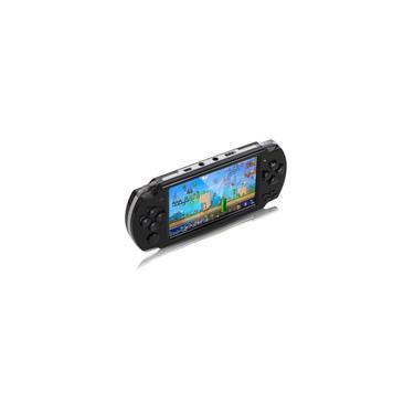 Mini Video Game Portatil Retrô + 3.000 Jogos Super Nintendo Super Nes Mega Drive Fliperama (Arcade)