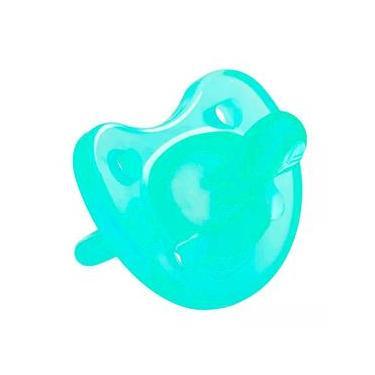 Chupeta de Silicone - Physio Soft - Verde - Tam 3 - 12+ M - Chicco