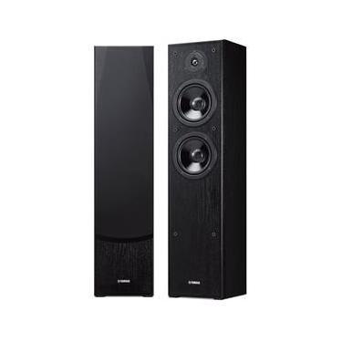 Yamaha NS-F51 - Par de caixas acústicas Torre para Home Theater Black