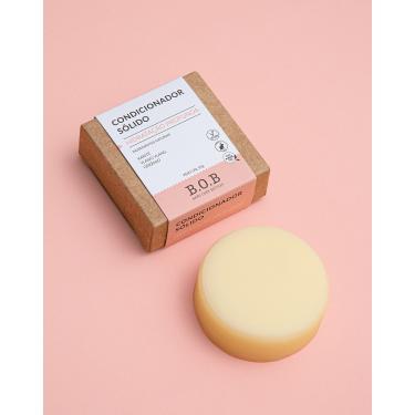 b.o.b. kit shampoo em barra nutritivo & condicionador em barra hidratação profunda