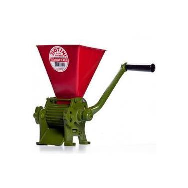 Imagem de Triturador De Milho Manual Em Ferro Fundido Botini