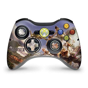 Skin Adesivo Para Xbox 360 Controle - Final Fantasy Xiii #b