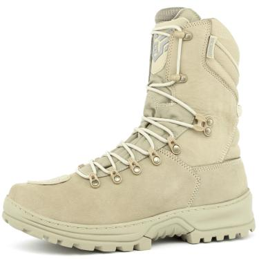 Bota Rossi High Action Bege  masculino