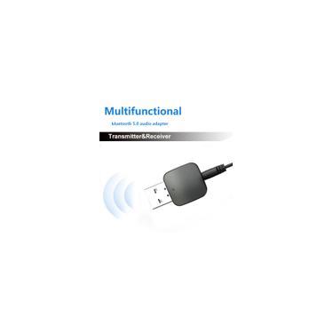 IMars USB Sem Fio Bluetooth 5.0 Adaptador Receptor de Transmissor de Áudio Mini 3.5mm aux Adaptador Para pc Computador TV Carro Música Estéreo