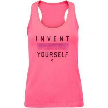 Camiseta Regata Vestem Run Lycra - Feminina Vestem Feminino