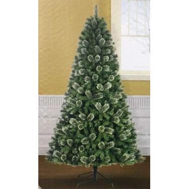 Árvore De Natal Pinheiro 2,40 M 240 Cm 1502 Galhos Smsc