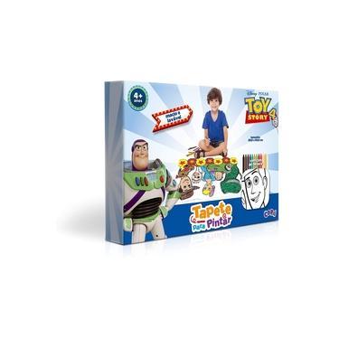 Imagem de Tapete Toy Story Para Pintar Com Giz De Cera Lavável Toyster