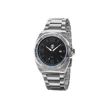 Relógio Masculino Clubes Technos Analógico Casual Gremio GRE2315AB 3P 38de3b2f04