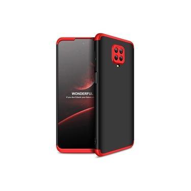 "Capa Capinha 360 Anti Impacto Xiaomi Redmi Note 9s e Note 9 Pro 6.67"" Case Fosca- Danet"