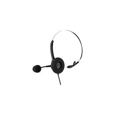Headset p/telefone RJ9 preto CHS 40 Intelbras CX 1 UN