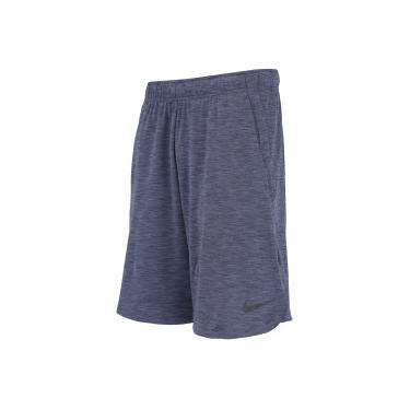 Bermuda Nike Dry Veneer - Masculina - CINZA ESCURO Nike bd5e25781110f