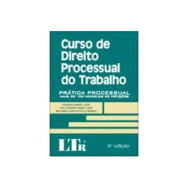 Curso De Direito Processual Do Trabalho - Saad Eduardo Gabriel^branco Ana Maria Saad Castello^saad Jose Eduardo Duarte - 9788536109633