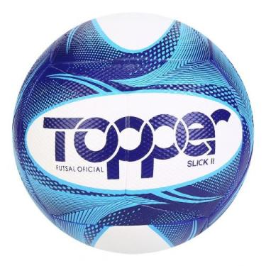 Bola de Futsal Slick II 19 Topper Exclusiva