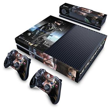 Skin Adesivo para Xbox One Fat - Metal Gear Solid V