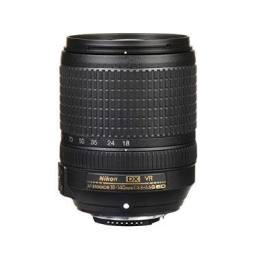 Imagem de Lente Nikon AF-S DX NIKKOR 18-140 mm f / 3.5-5.6G ED