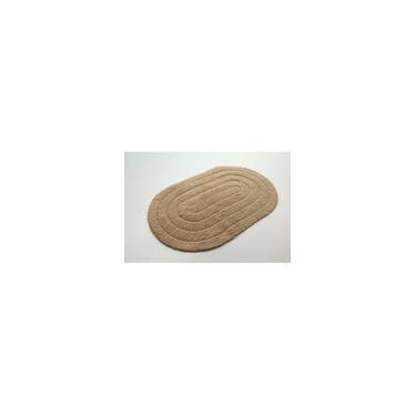 Imagem de Tapete De Banheiro Allegro Oval Linen 0,40x0,60m Kapazi