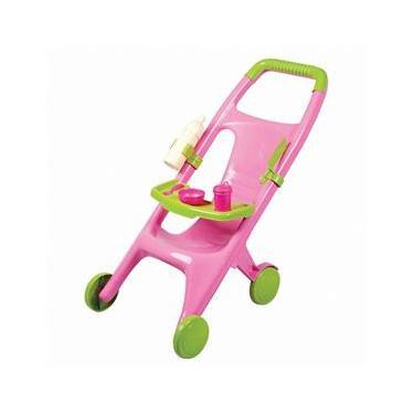 Imagem de Carrinho de bonecas Papinha Rosa Magic Toys