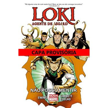 Loki. Agente de Asgard não Posso Mentir - Al Ewing - 9788542618440