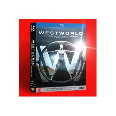 Box Blu-ray - Westworld 1ª Temporada - O Labirinto