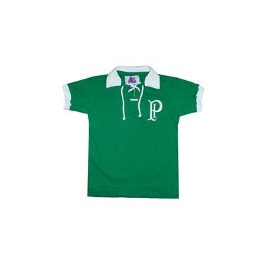 Camisa Liga Retrô Palmeiras 1914/15 Infantil