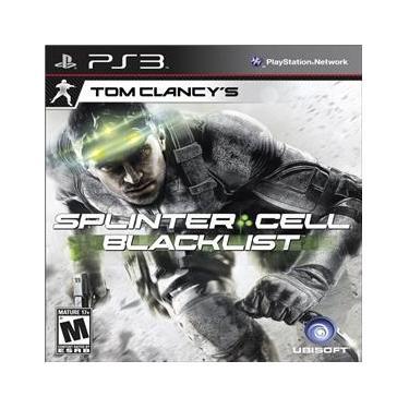 Jogo Tom Clancy`S Splinter Cell: Blacklist Para Playstation 3 - Ubisoft