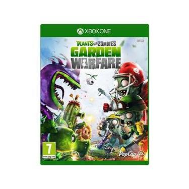Game Plants vs Zombies: Garden Warfare - XBOX ONE.