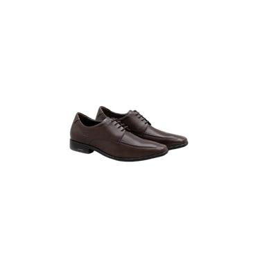 Sapato Smart Comfort Pointer Hi-Soft 32 Café - Democrata