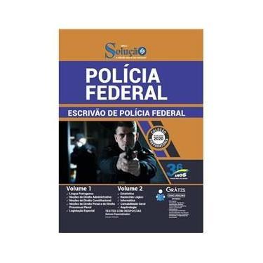 Imagem de Apostila Polícia Federal (Pf) - Escrivão De Polícia Federal