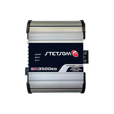 Módulo Amplificador Stetsom Ex-3500 Eq 3500 W Rms