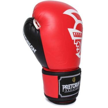 16b7e5c77 Luva de Boxe 16Oz Vermelho Pretorian