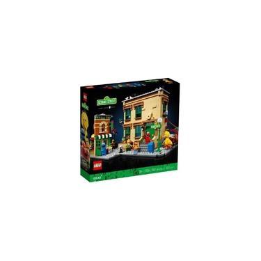 Imagem de LEGO 21324 Ideas - Vila Sésamo 123