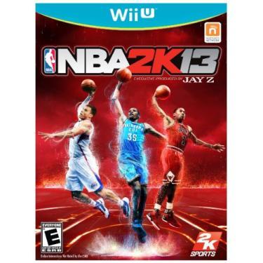 Game NBA 2K13 - Wii U