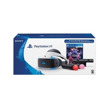 Playstation VR Launch Bundle Oculos VR PS4