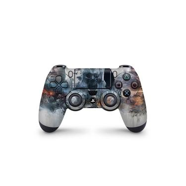 Skin Adesivo para PS4 Controle - The Witcher #B