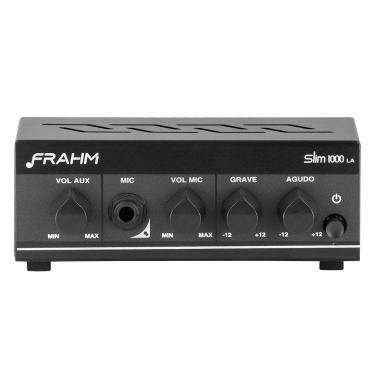 Amplificador FRAHM SLIM G2 1000LA Receiver 40W RMS ATE 12 CX