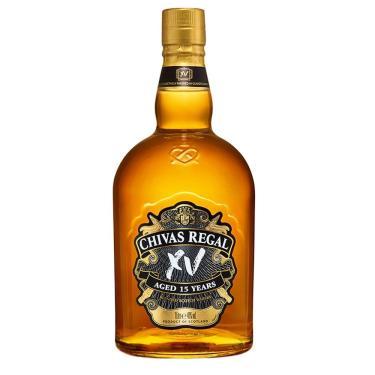 Whisky Chivas Regal 15 Anos 750 ml