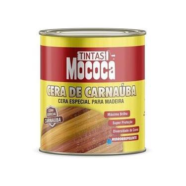 Cera De Carnaúba Especial Impermeabilizante P/madeira Mococa